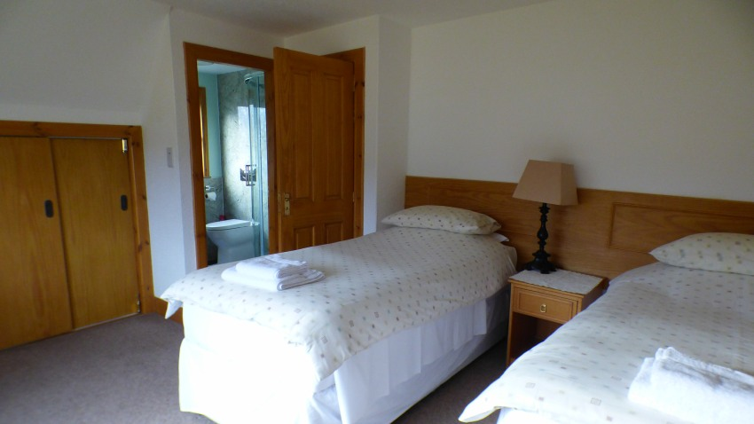 Altnaharra Accommodation Ensuite