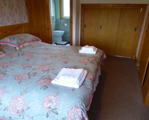 Altnaharra Accommodation Double