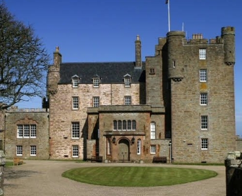 NC500 trip to Castle of Mey
